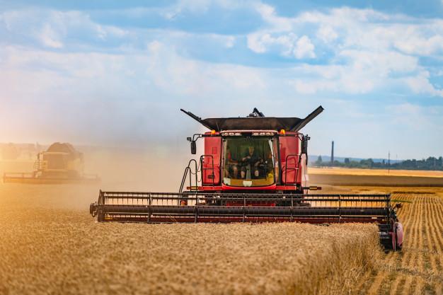 Сельхозтехника из США